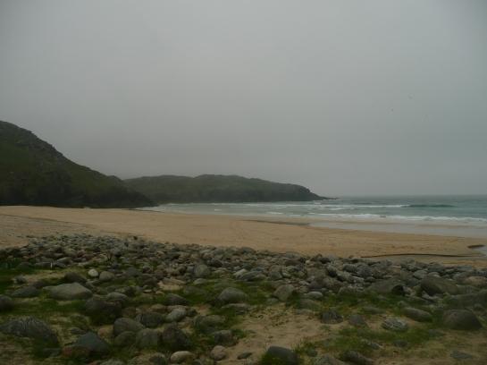 Beach at Dal Mor
