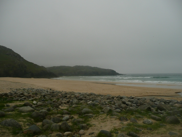 Beach at Dal Mor