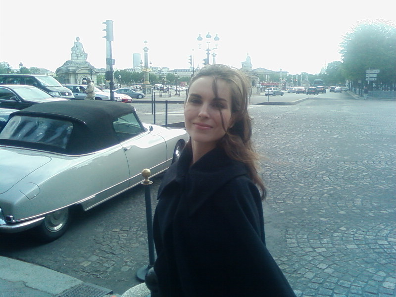 Danielle in Paris